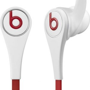 Beats by Dr. Dre Tour 2.0 White