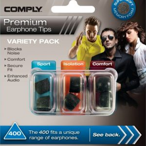 Comply 400 Variety Pack