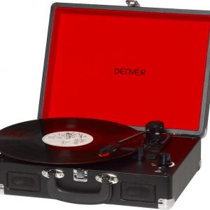 Denver VPL-120 Portable Turntable