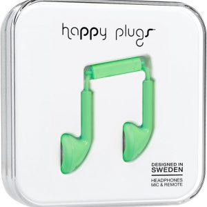 Happy Plugs Earbud Marble