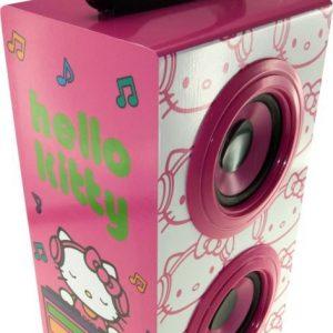 Kitsound Partyspeaker Hello Kitty