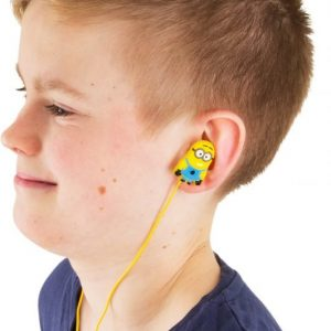 Minions Earphone Dave