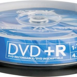 TDK DVD+R 10-pack (CakeBox)