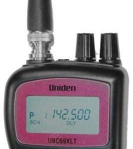 Uniden/Albrecht UBC 69XLT