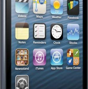 iPod touch (G3) näytönsuojus
