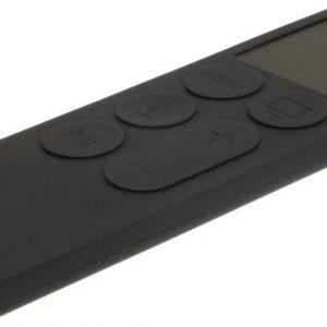 iZound Silicone Case Apple TV (4th Generation) Remote Black