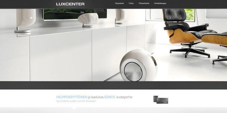 Luxcenter Oy